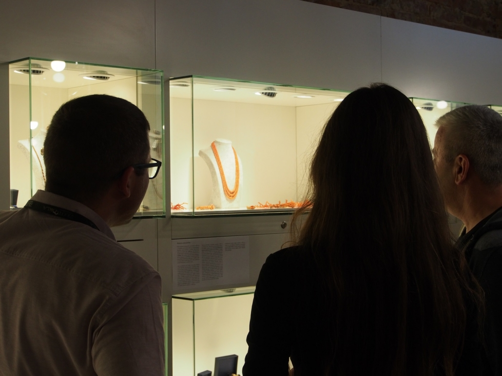 Oprowadzanie podczas Nocy Muzeów KAREA Gemstone Space