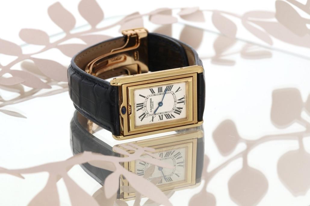 Dzień Kobiet wKarea Gemstone Space zegarek Cartier Mechanic