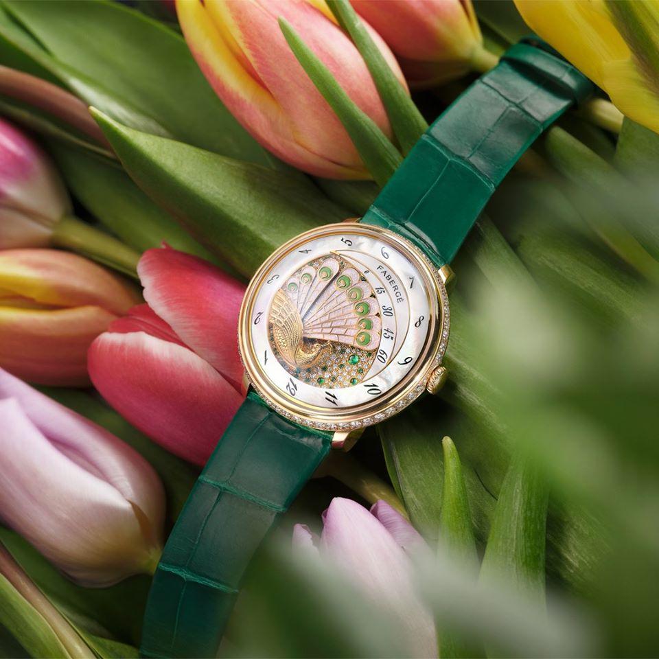 Zegarek Fabergé
