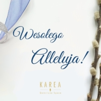 życzenie świtączne od Karea