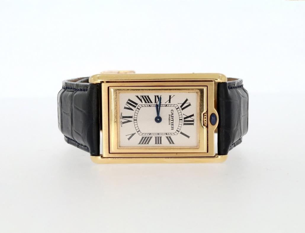 Inwstycja alternatywna biżuteria ekskluzywna zegarek Cartier