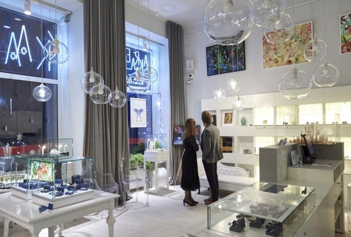 KAREA Gemstone Space – salon biżuterii ekskluzywnej wWarszawie