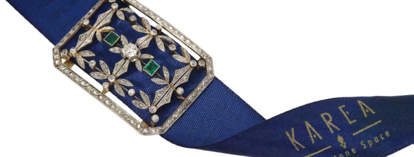 Wyjątkowa biżuteria antykwaryczna na prezent