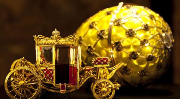 Jajko koronacyjne (Coronation Egg), 1897