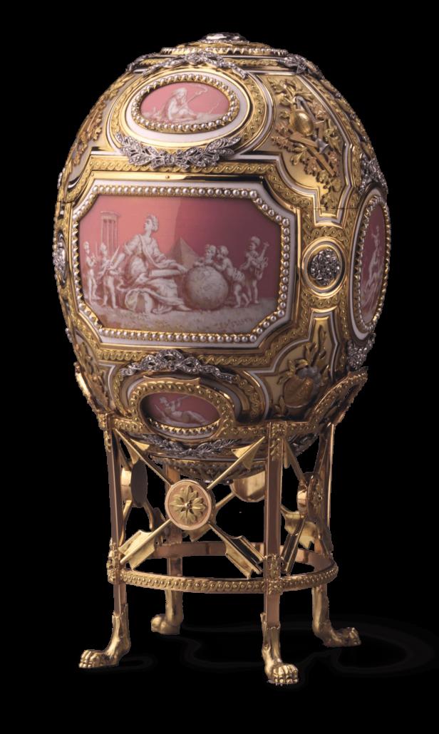 Jajko Katarzyny Wielkiej (Catherine the Great Egg), 1914