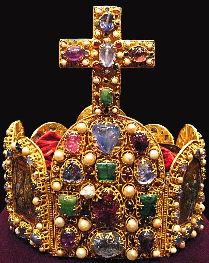 Korona Rzeszy – Korona Cesarstwa Rzymskiego