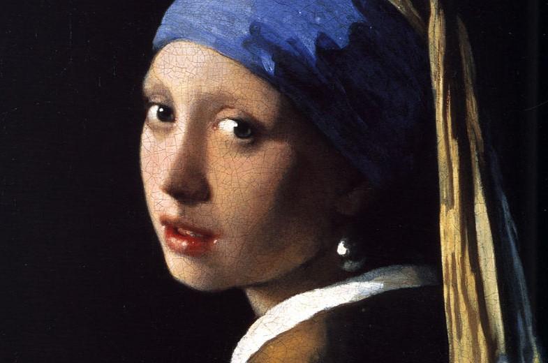 Johannes Vermeer, Dziewczyna zperłą, ok. 1664