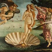 Narodziny Wenus, Sandro Botticelli, ok. 1485