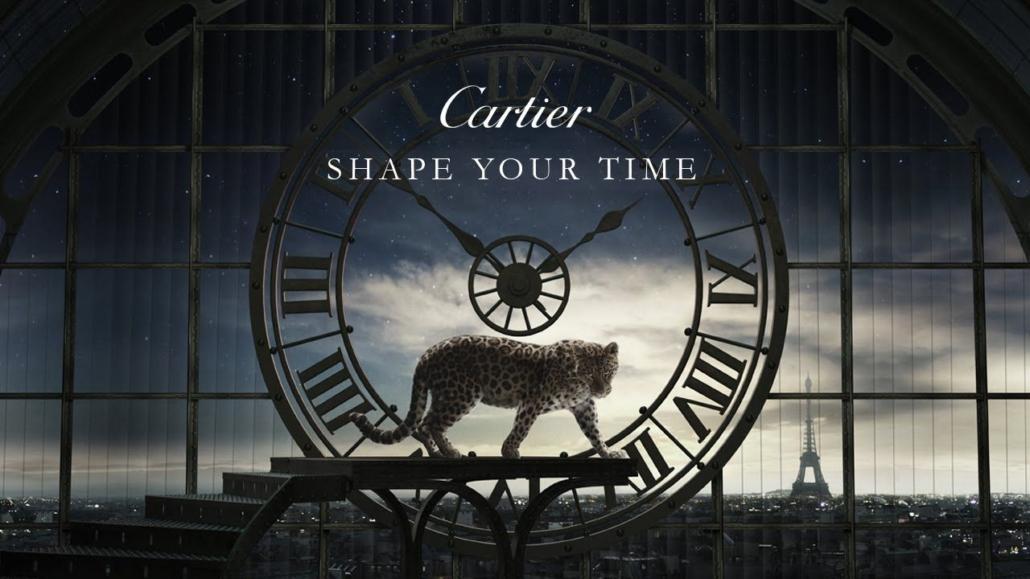 Cartier, pantera; zwierzęta